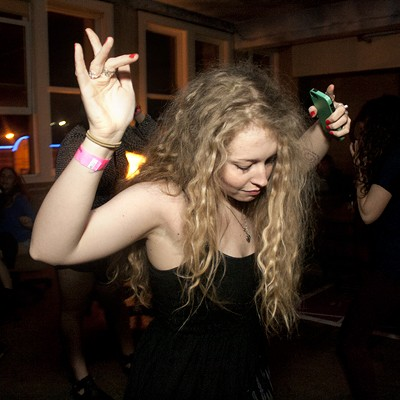Purity Ring After-Party at Plush