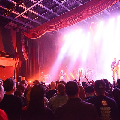 Garbage at the Pageant
