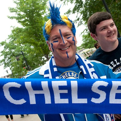 Chelsea F.C. vs. Manchester City F.C. at Busch Stadium