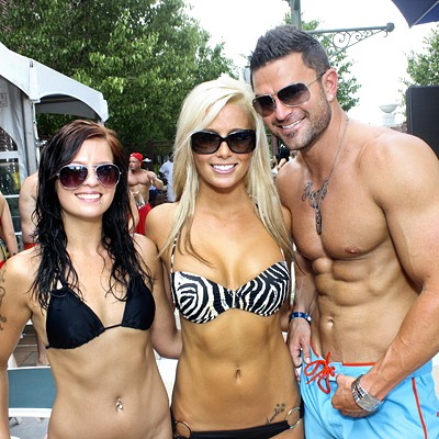 "Bikinis and Bods at ""ReHydrate"" 2013"