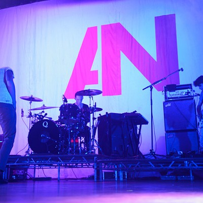 AWOLNATION at the Pageant