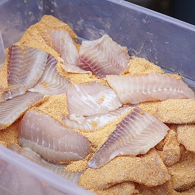 The Big Muddy Records Fish Fry
