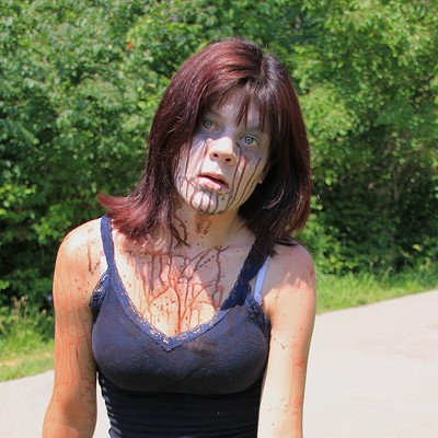 More Photos From The St. Louis Zombie Run