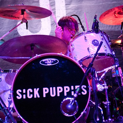 Sick Puppies at the Pageant