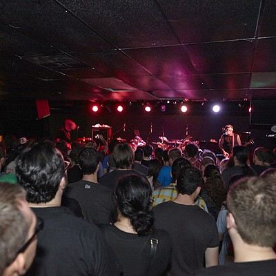 The Melvins at the Firebird