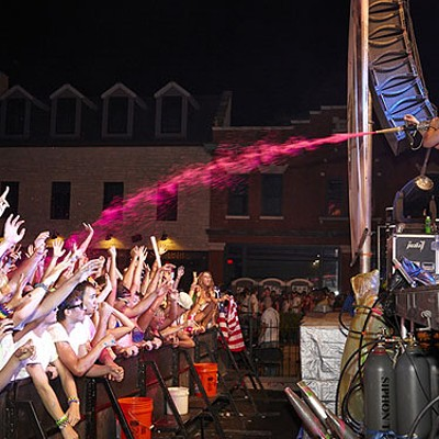 Life in Color at the Old Rock House