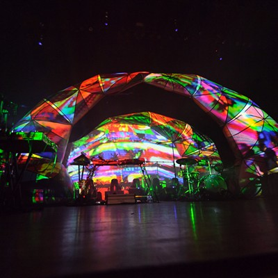 Animal Collective at The Pageant