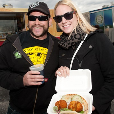 4 Hands Brewing's Food Truck Feast