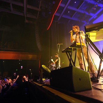 Cut Copy at the Pageant