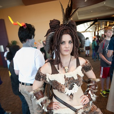 The 50 Best Costumes of Anime STL
