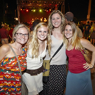 The Del Yeah! Bluegrass Festival
