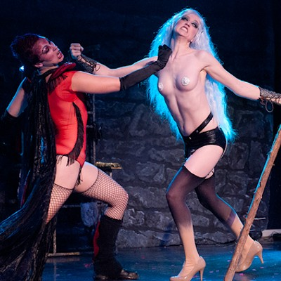 Game of Thongs at Plush (NSFW)