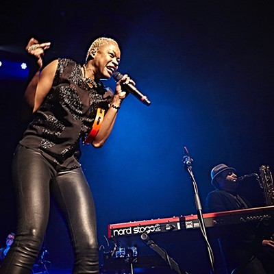 Fitz & The Tantrums at the Pageant
