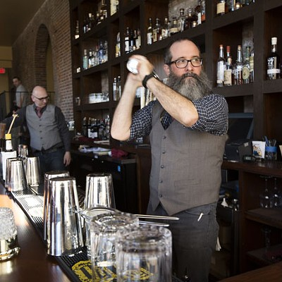 Planter's House Serves Intellectually Curious Cocktails in Lafayette Square