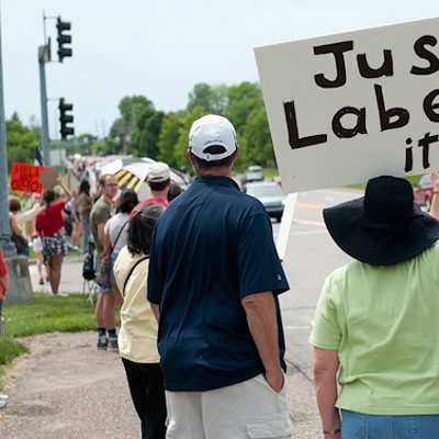 The March Against Monsanto 2014