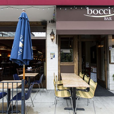 Bocci Bar Serves Italian Small-Plates in Clayton