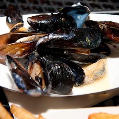 Belgian Beer & Mussel Festival at Schlafly Tap Room