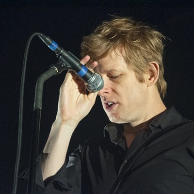 Spoon at the Pageant