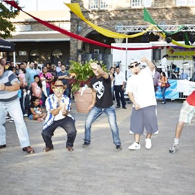 Greater St. Louis Hispanic Festival 2014