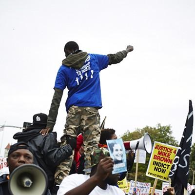 The Faces of #FergusonOctober