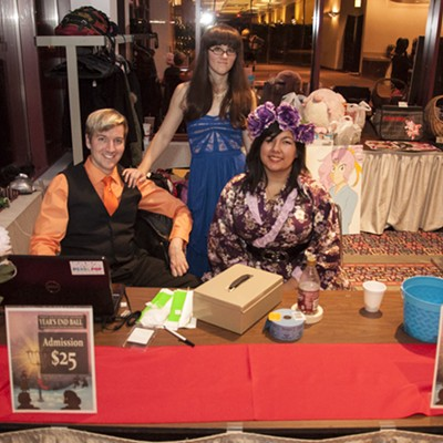 Inside the Year's End Ball for Anime St. Louis