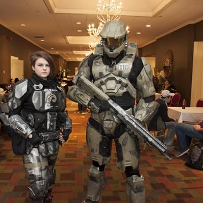 Gamers Crush $20,000 Halo 2 Tournament