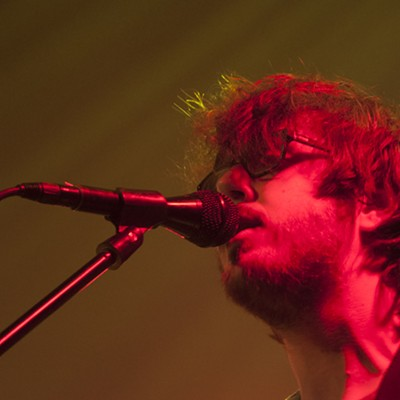 Cloud Nothings Closes Art of Live Fest at Old Rock House