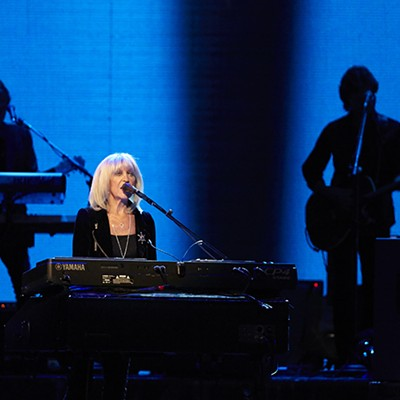 Fleetwood Mac at Scottrade Center March 27, 2015
