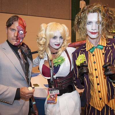 St. Louis' Wizard World Comic Con 2015