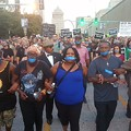 Protest Organizers Push Back on Allegations from Family of Anthony Lamar Smith