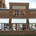 Brew Hub Taproom, Featuring Food from Chef Andy White, Opening Soon