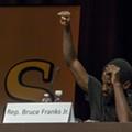 Rep. Bruce Franks' Fist Hits <i>Fox & Friends</i> — Cliches Ensue