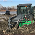 Illinois Geniuses Drive New Truck Onto Frozen Lake, Ruin Everything