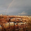 20 Photos of the Amazing Rainbow in St. Louis Yesterday