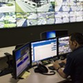 Inside St. Louis' Real Time Crime Center, Cameras, Cameras Everywhere