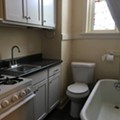 St. Louis Apartment With 'Unique Layout' Features Toilet Next to Oven