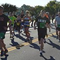 106.5 the Arch's No-K: Finally, a Fun Run Even Fatass St. Louisans Can Enjoy