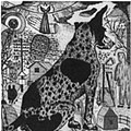 Featured Review: Tony Fitzpatrick: The City Etchings 1993-2003