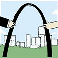 Shaky Grounds: Congress may consider putting the Arch's riverfront park in private hands