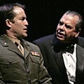 You Don't Know Dick: The Rep's <i>Frost/Nixon</i> gets it half right