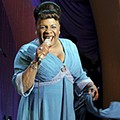 Good Fitz: A bravura singing performance reedems a real (Jeffrey) Hatcher job in <i>Ella</i>