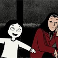 The Islamic revolution, and puberty, through the 2-D eyes of Marjane Satrapi.