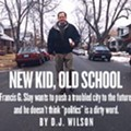 New Kid, Old School