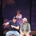 Mess for Success? The Rep futzes with <i>The Fantasticks</i>.