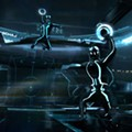 Blissing out on the 3-D, CGI'd, totally incomprehensible head trip of <i>Tron: Legacy</i>