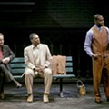 Gimme Swelter: The Rep tempts fate with <i>The Fall of Heaven</i>