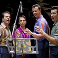 Like the four seasons, <i>Jersey Boys</i> comes around again
