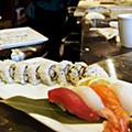 Roll 'Er Derby: Ian's quest for sushi domination continues with Mizu and Ki