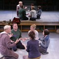 Hell Is Other Actors: Sad to say, the Rep Studio's <i>Circle Mirror Transformation</i> has no exit