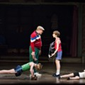 Boogie Bored: The story made for an uplifting film, but <i>Billy Elliot The Musical</i> falls flat at the Fox